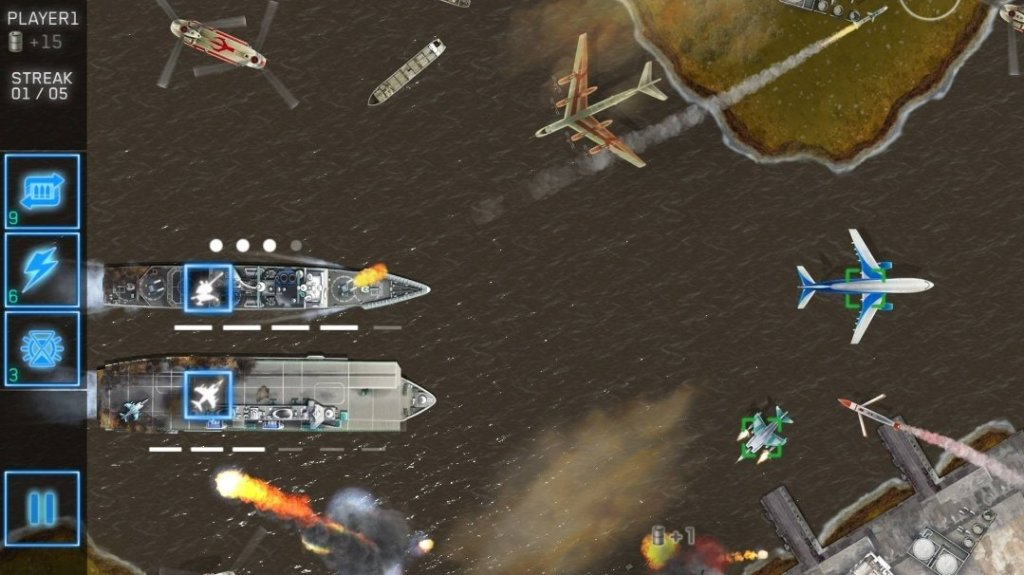 Battle Ship 2 Screenshot