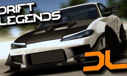 Drift Legends Switch Review
