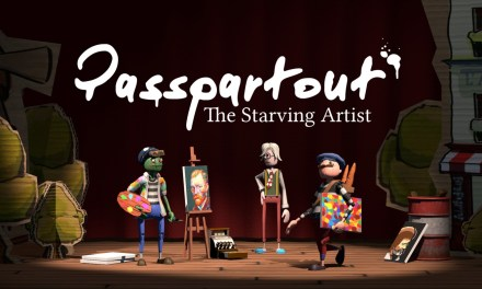 Passpartout: The Starving Artist Switch Review