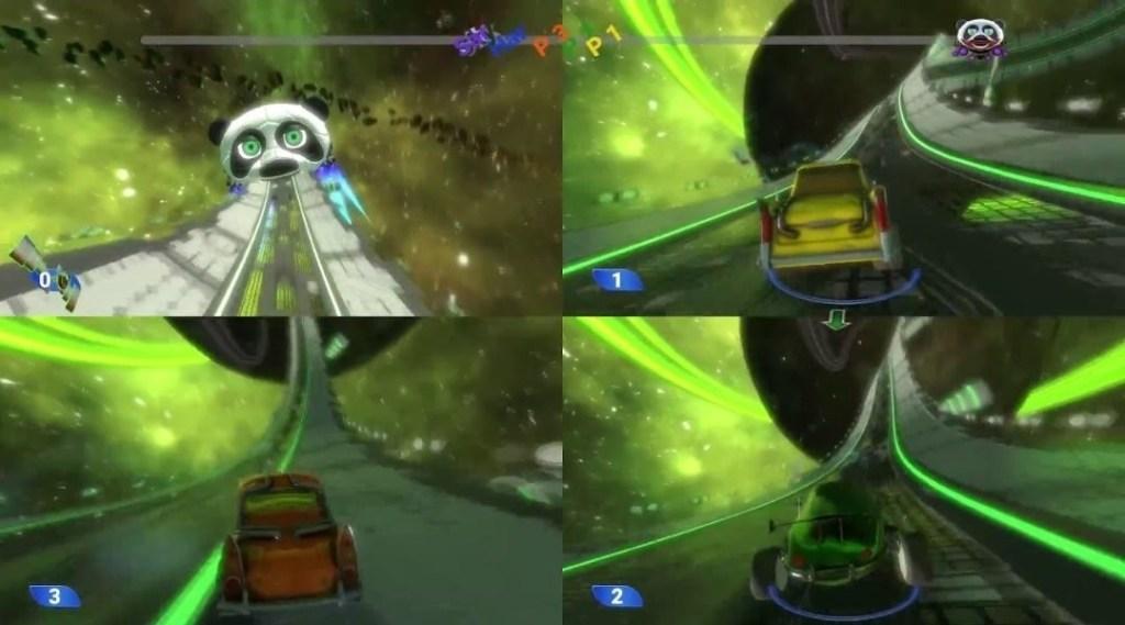 Space Ribbon Screenshot 4