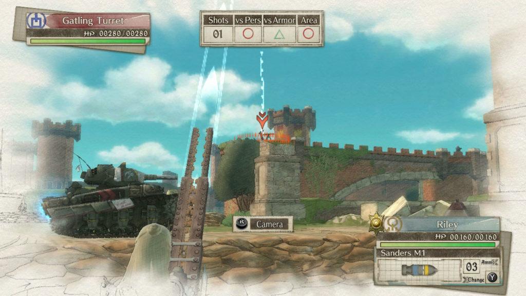 Valkyria Chronicles Screenshot 4