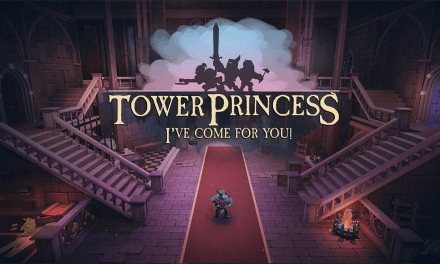 First Look At Tower Princess