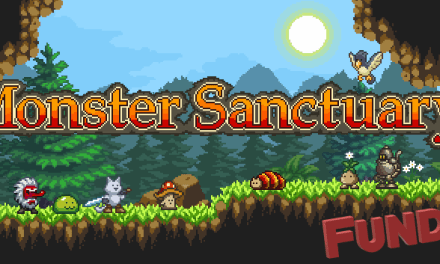 Monster Sanctuary has been funded! + Exclusive Interview!