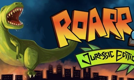Roarr! Jurassic Edition Switch Review