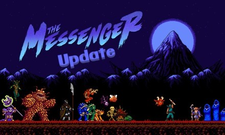The Messenger Gets An Update On Switch