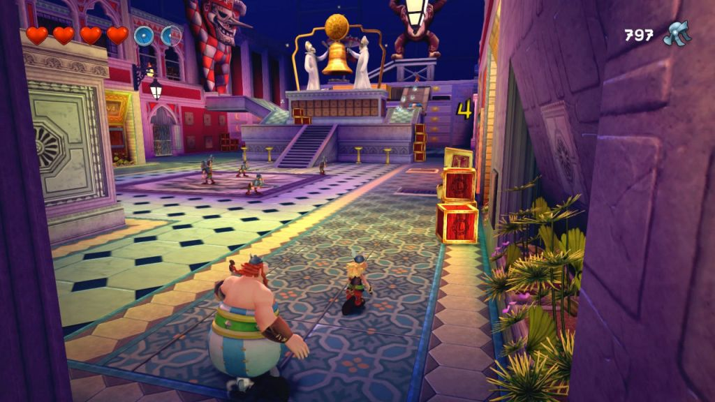 Asterix & Obelix XXL 2 Screenshot 4