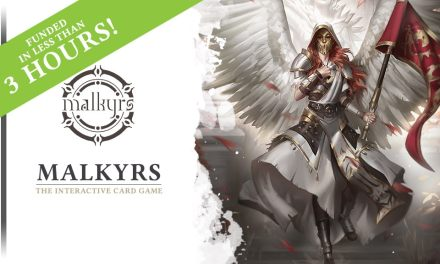 Malkyrs: a Kickstarter Card Game for the Technological Age? Plus an Exclusive Interview