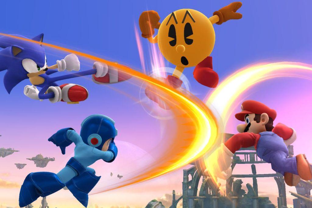 Fighers Super Smash Bros. Ultimate