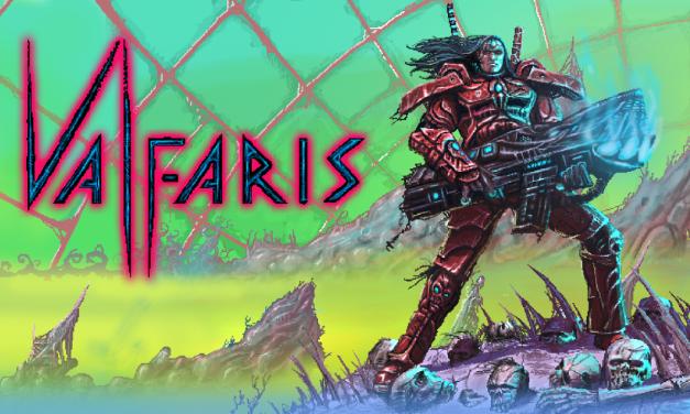 Upcoming heavy metal space saga Valfaris launches free demo