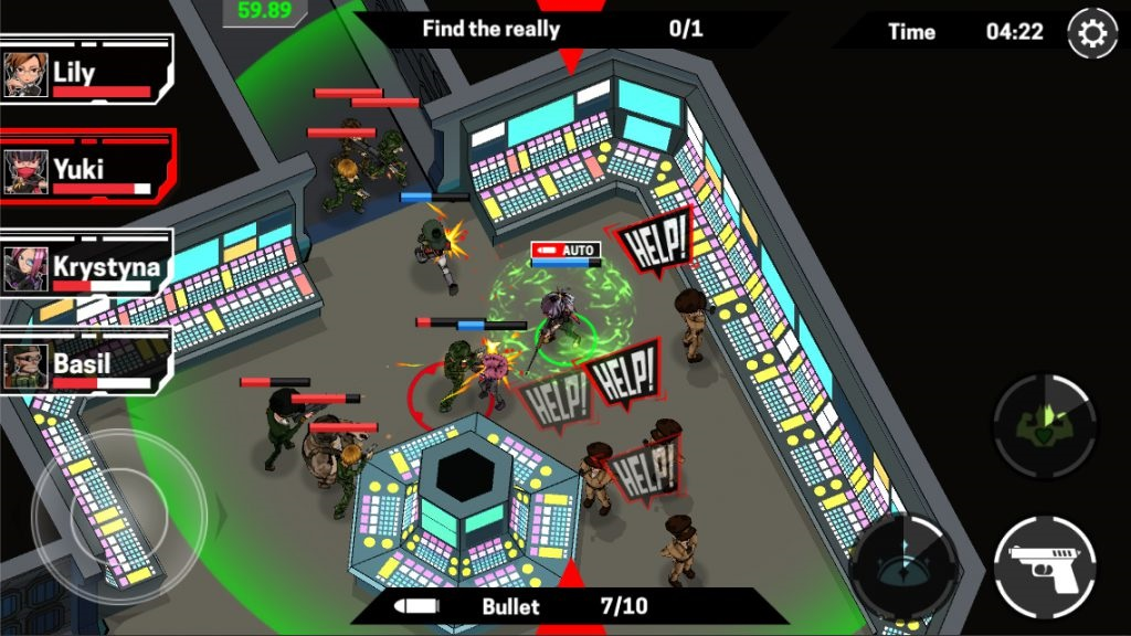 Destruction Switch Review Screenshot 2