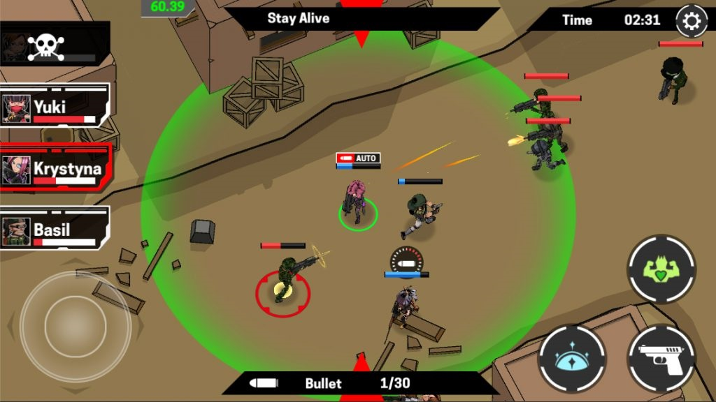 Destruction Switch Review Screenshot 1