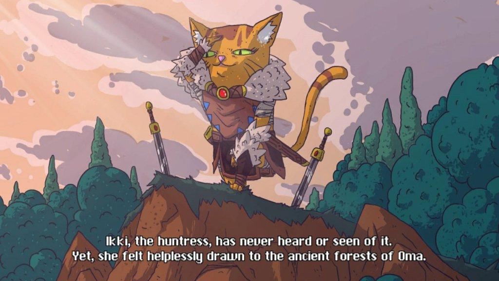 Hunter's Legacy Review Screenshot 1