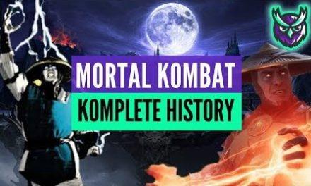Mortal Kombat – Komplete History – Video Feature