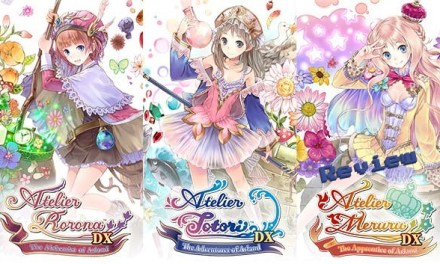 Atelier Arland series Deluxe Pack Review