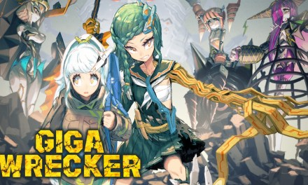 Rising Star Games and Game Freak to Bring GIGA WRECKER Alt. to Consoles This Year