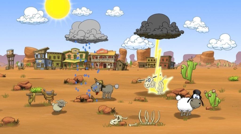 Clouds & Sheep 2 Review Screenshot 3
