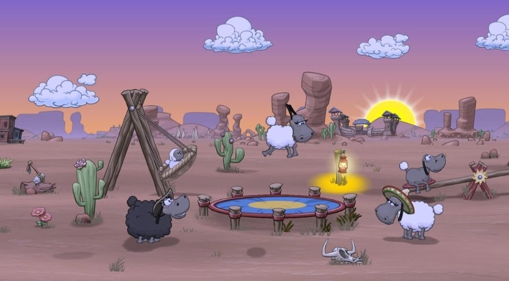 Clouds & Sheep 2 Review Screenshot 4