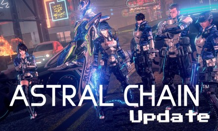 ASTRAL CHAIN Update!