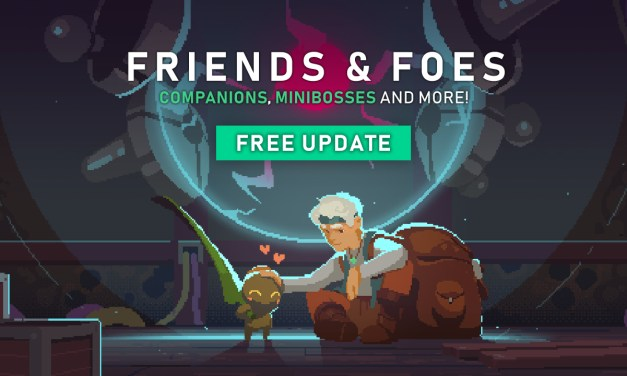 Moonlighter's 'Friends and Foes' Update Adds New Companions Just in Time for Valentine's Day