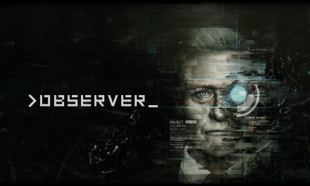 Observer Switch Review – Psychological Sci-Fi Horror!