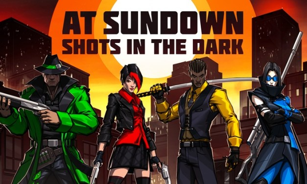 At Sundown: Shots in the Dark Switch Review