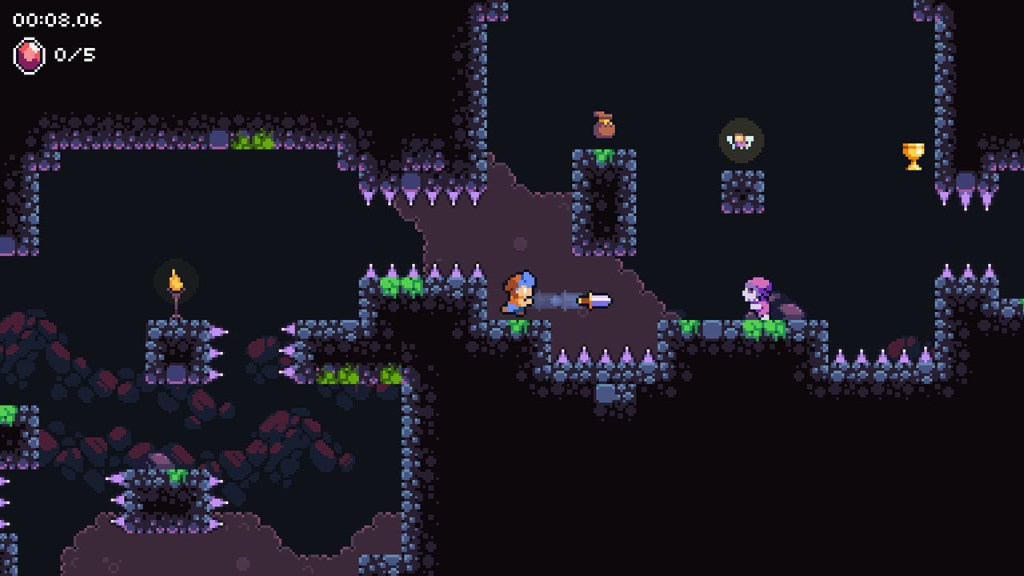 Daggerhood Review Screenshot 2