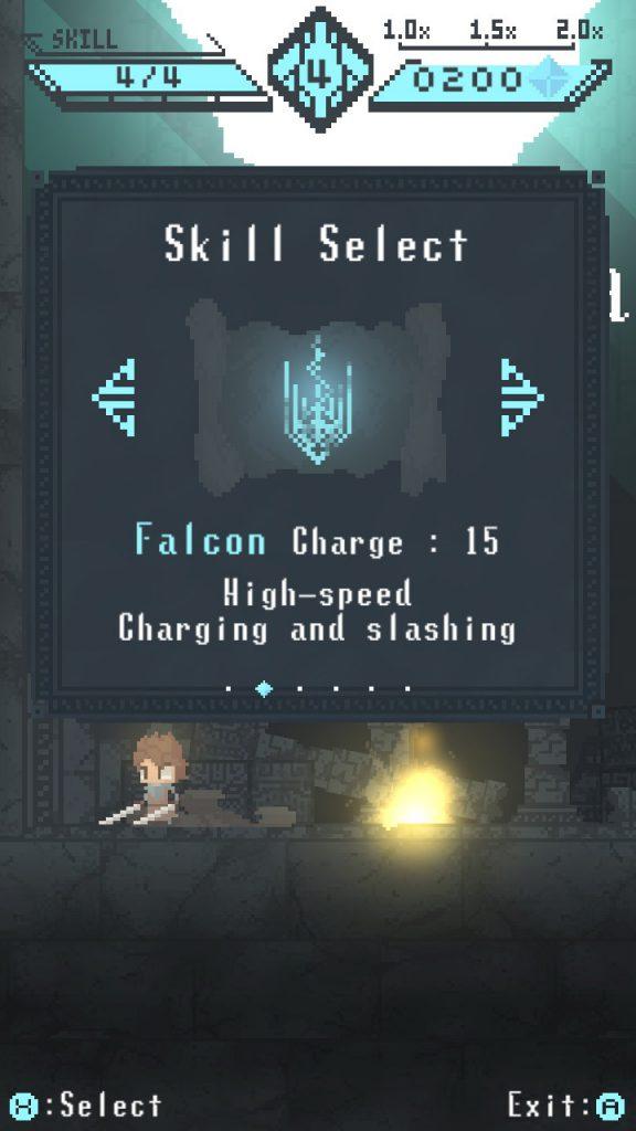 rotating brave skill