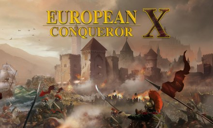 European Conqueror X is Out Today on Nintendo Switch eShop + Launch Trailer