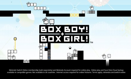 SOLVE PUZZLES ON YOUR OWN OR WITH A FRIEND IN BOXBOY! + BOXGIRL!, OUT NOW ON NINTENDO eSHOP