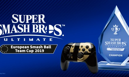 EXPERIENCE THE SUPER SMASH BROS. ULTIMATE EUROPEAN SMASH BALL TEAM CUP 2019 FINALS ON 4TH – 5TH MAY IN AMSTERDAM