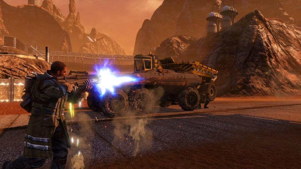 Red Faction Screenshot 4
