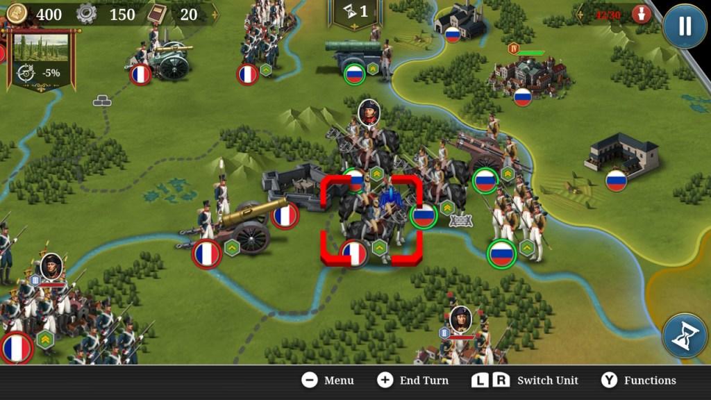European Conquerer Screenshot 2