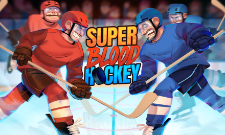 Super Blood Hockey release date confirmed for Nintendo Switch – puck drops 26 April