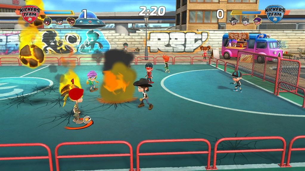 Super Kickers League Review Screenshot 2