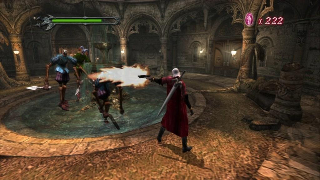Devil May Cry Screenshot 2