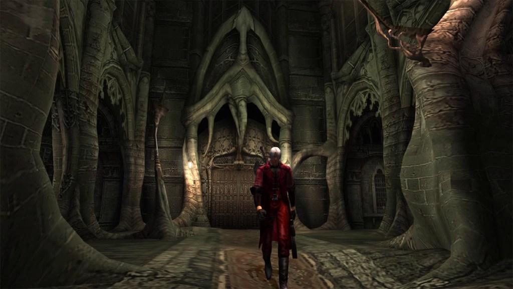 Devil May Cry Screenshot
