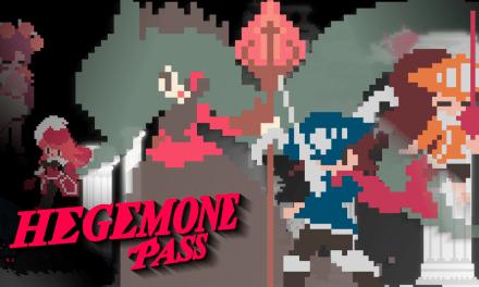 """Hide in miasma, Stealth RPG """"Hegemone Pass"""" gets major demo updates!"""