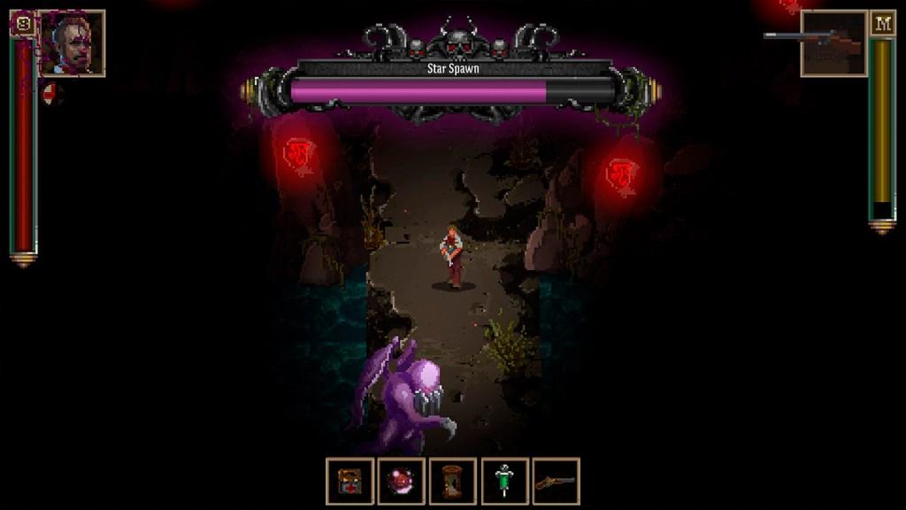 Lovecraft Screenshot 2