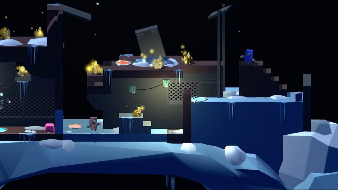 Pitfall Planet nintendo switch review 2d