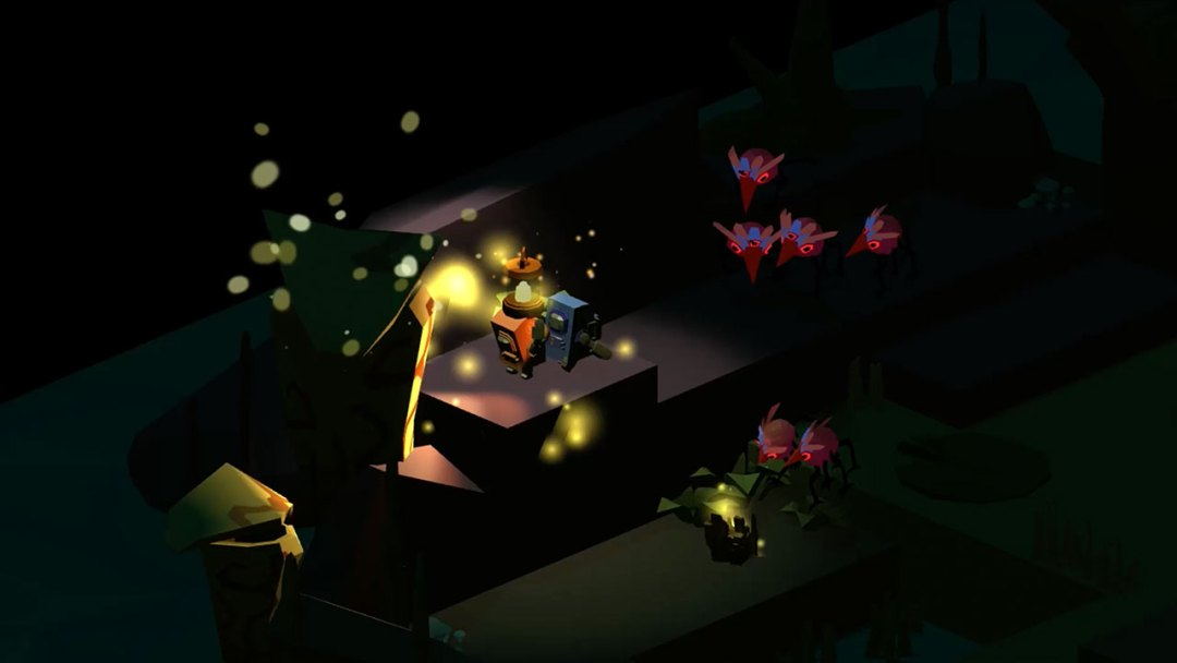 Pitfall Planet nintendo switch review dark