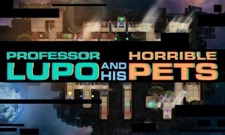NIHILUMBRA'S BEAUTIFUN GAMES RETURNS TO ITS FRANTIC PUZZLE ROOTS WITH ALIEN INFESTED ADVENTURE 'PROFESSOR LUPO AND HIS HORRIBLE PETS' SET TO RELEASE ON JULY 11th