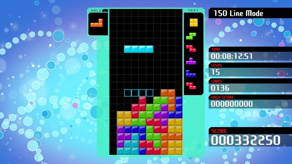 Tetris 99 Marathon