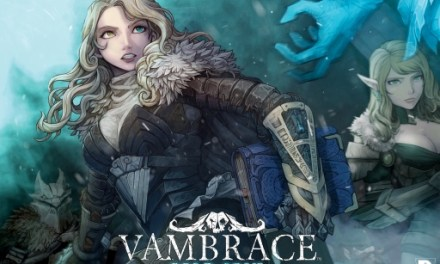 "Discover the World of ""Vambrace: Cold Soul"" in the First Feature Trailer"