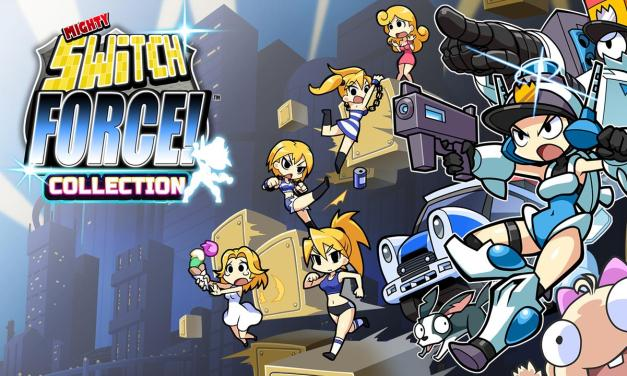 Mighty Switch Force! Collection Switch Review