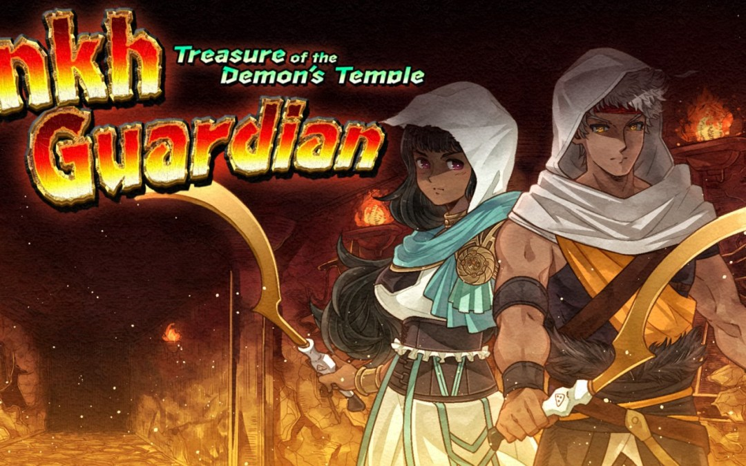 Ankh Guardian – Treasure of the Demon's Temple Switch Review