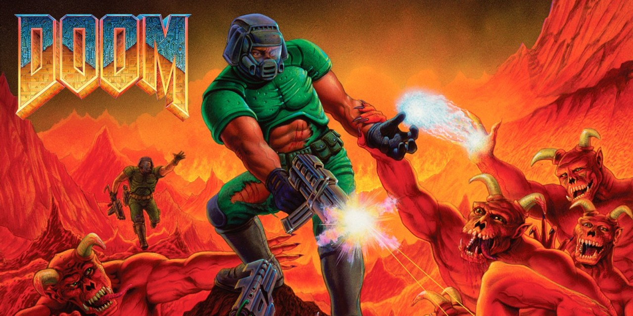 Switch goes to Hell, Doom Trilogy Stealth Drops on eShop