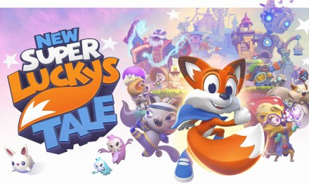 PLAYFUL STUDIOS' NEW SUPER LUCKY'S TALE COMING TO NINTENDO SWITCH WORLDWIDE ON NOVEMBER 8