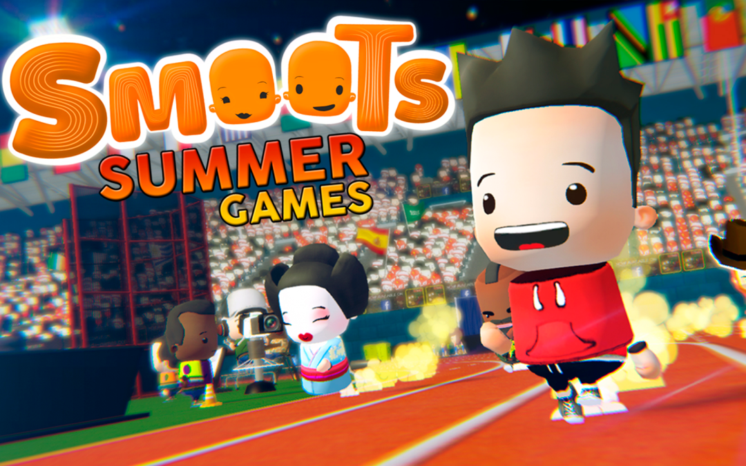 Smoots Summer Games – Releases on July 25th