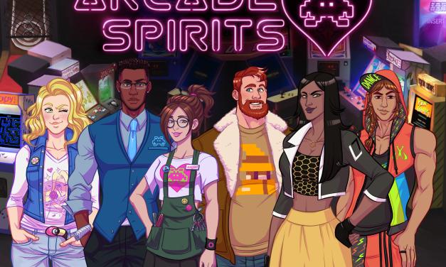 Romantic visual novel Arcade Spirits is coming to consoles!