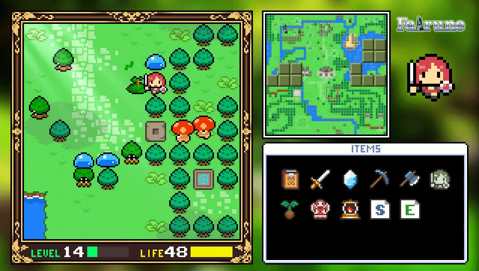 Fairune Screenshot
